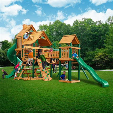 playground playsets kids swing set school commercial rent