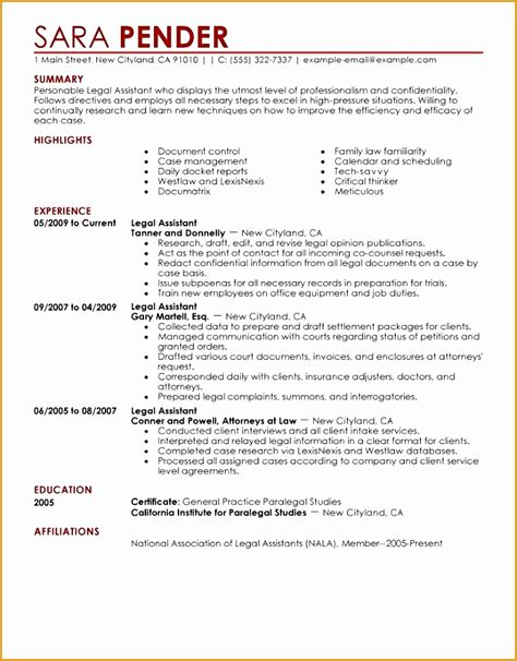6 administrative assistant resume cover letter free sles