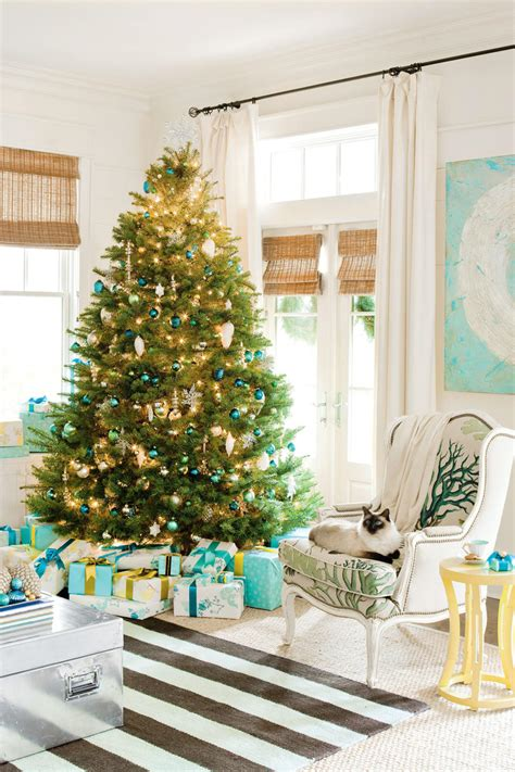 coastal christmas home southern living