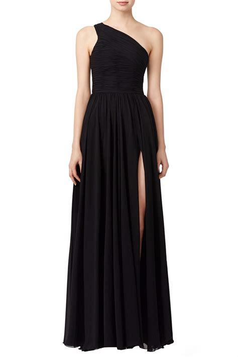 2017 black shoulder long bridesmaid dresses beach pleats