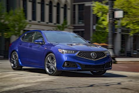 2018 acura tlx sh awd spec drive review