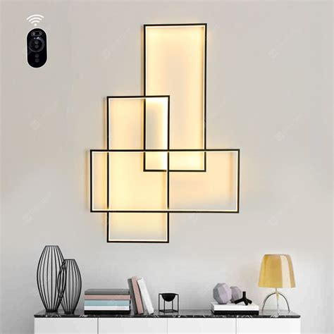 modern led wall surface mounted wall sconce