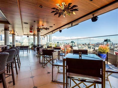 bay area rooftop bars restaurants eater sf