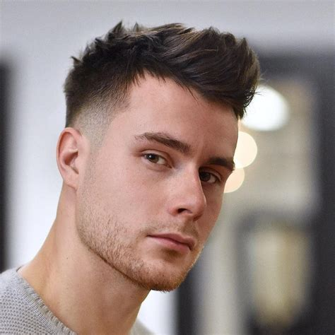 men hairstyles 2018 2019 men hairstyle trends