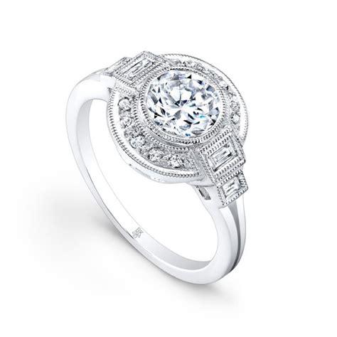 london gold diamond engagement ring fine jewelry store