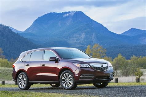 2015 acura mdx reviews research mdx prices specs