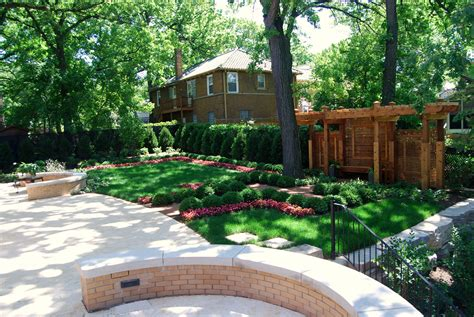 landscape elements backyard ideas 4 homes
