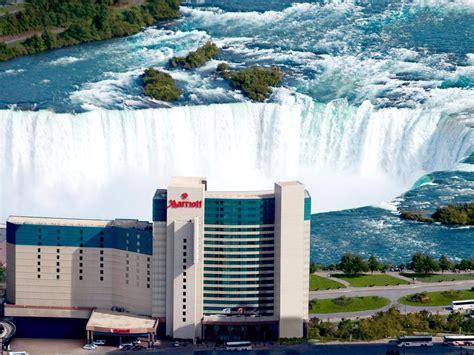 hotel niagara falls marriott fallsview canada booking