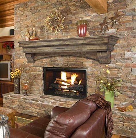 fireplace mantel heart hearth