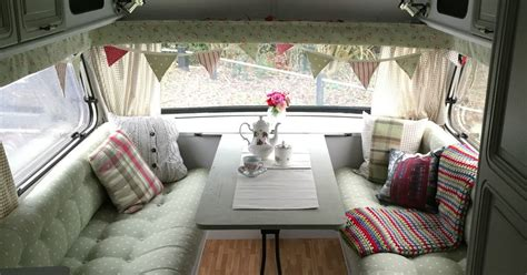10 vintage caravans perfect summer chronicle live
