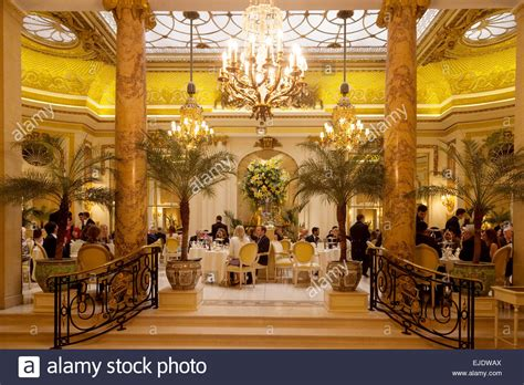 people afternoon tea palm court ritz hotel london