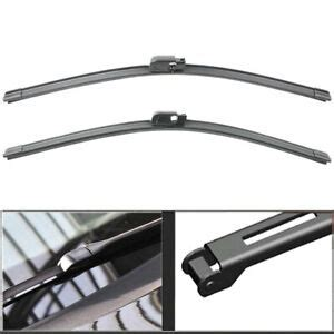 22 22 windshield wiper blades front window fit