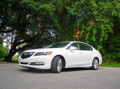 2014 acura rlx advance driven review top speed