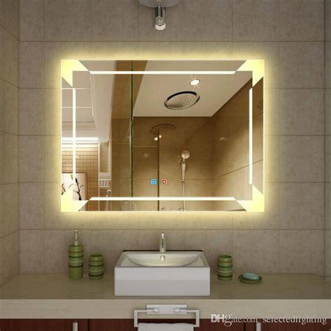 15 inspirations decorative bathroom wall mirrors