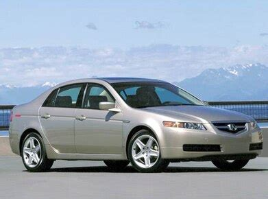 2004 acura tl prices reviews pictures kelley blue
