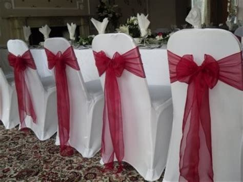 chair covers sashes 2 40 supplied fitted wide
