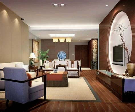 Home Designs Latest Luxury Living Rooms Interior Modern