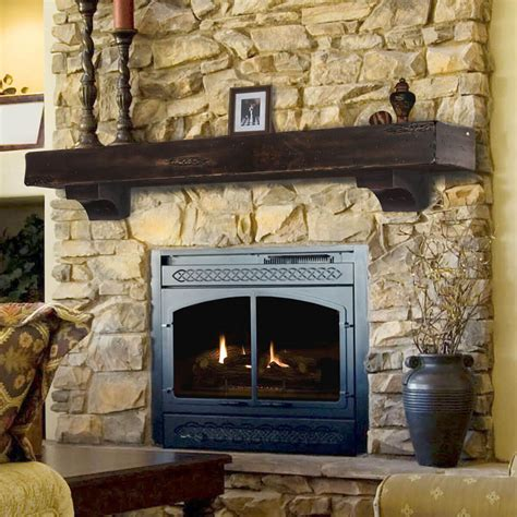 shenandoah fireplace mantel shelf superior moulding