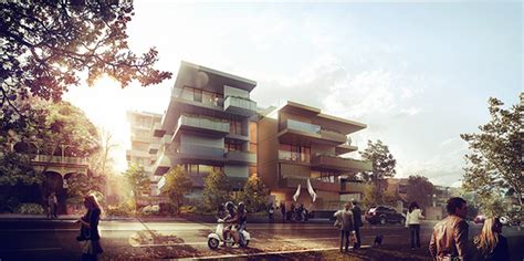 architectural visualisation latest visuals behance