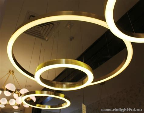 replica henge light rings horizontal 4 rings