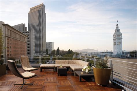 san francisco luxury boutique hotels hotel vitale hotels