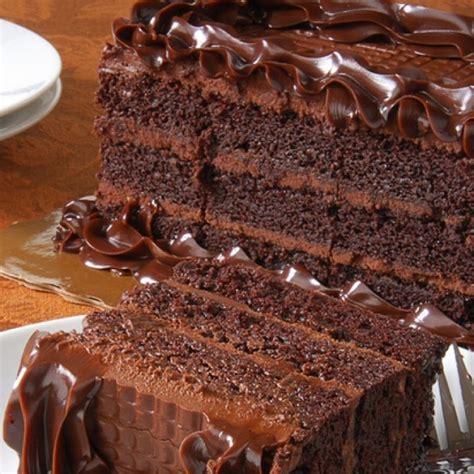 gourmet chocolate cake recipe moist delicious 3 layer