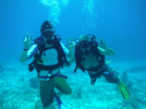 roatan discover scuba diving roatan cruise excursions