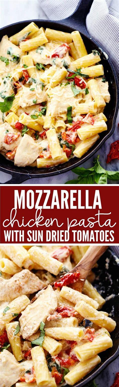 quick easy 30 minute meal cheesy mozzarella chicken