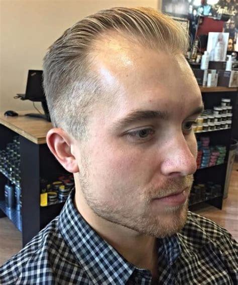 45 hairstyles men receding hairlines menhairstylist