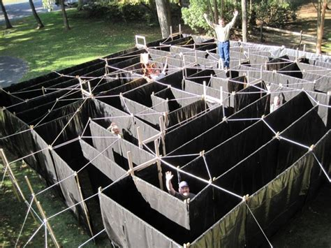 paul bob modular maze panels minimalist cost building