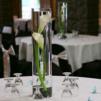 white calla lily vases mantel myfloweraffair create wed