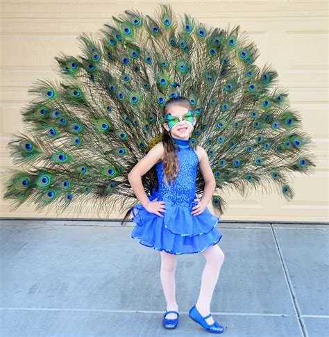 pretty peacock instructions http ideasolest homemade costumes