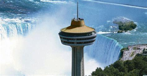 skylon tower niagara falls attraction