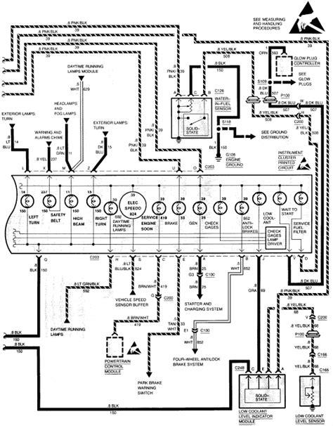 1992 chevy pickup alternator diagramml autos post