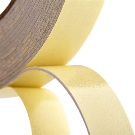 super thin eva double sided adhesive tape white
