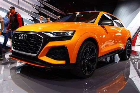 mild hybrid audi q8 sport concept shows closer
