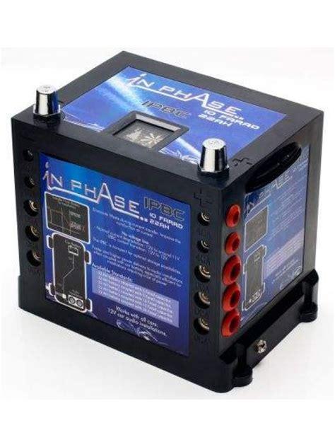 phase ipbc10 power capacitor 10 farad