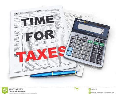 time taxes tax return 1040 calculator pencil royalty