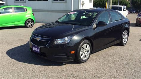 2014 chevrolet cruze lt black granite metallic roy