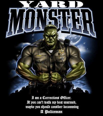 Yard Monster Corrections