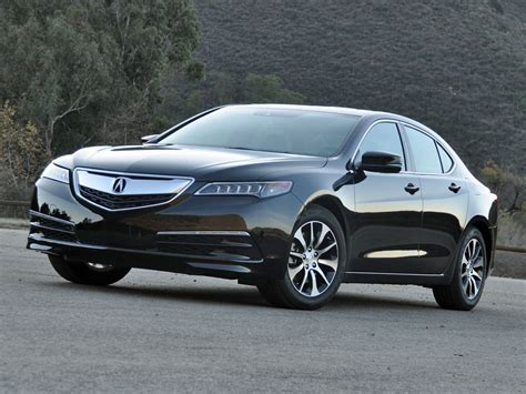 2015 acura tlx test drive review cargurus