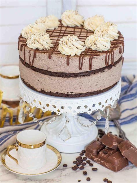 keto chocolate mousse cake video recipe 2020 keto