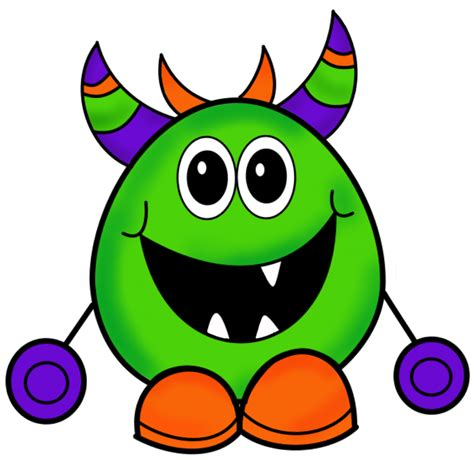 monster clipart 3325 clipartion