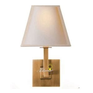Modern Double Layers Of Fabric Copper Wall Sconce Contemporary Wall Sconces New York By.html