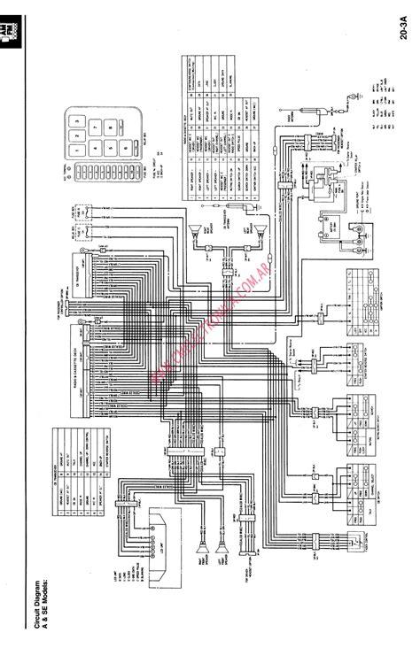 diagrama honda gl1500