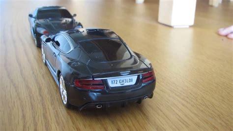 aston martin dbs toy cars sound effect test