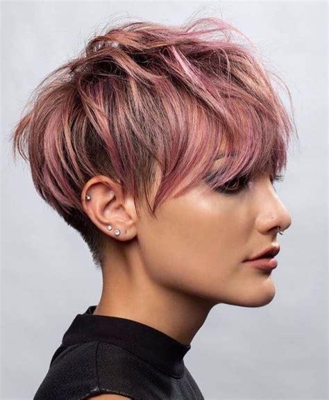 10 pixie haircut inspiration latest short hair styles