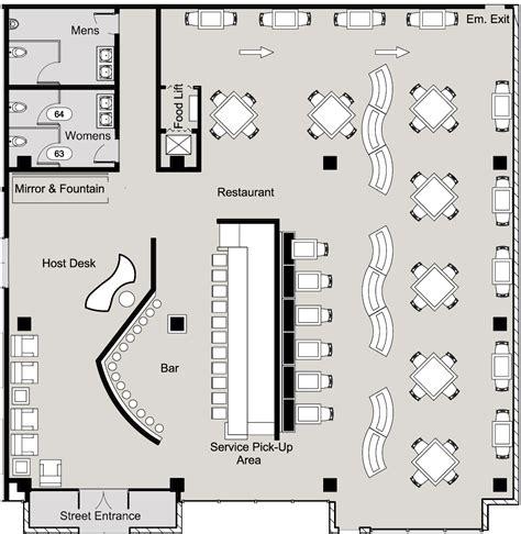 plan architecturale restaurant home design decor reviews