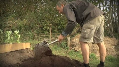 preparing soil growing vegetables youtube