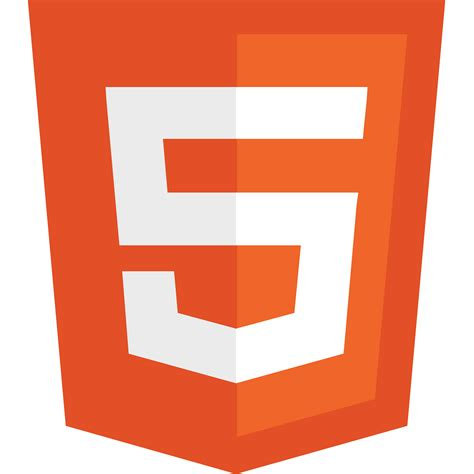 html5 logos download